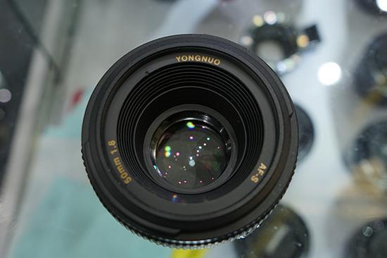 Yongnuo AF-S 50mm f1.8 lens image2