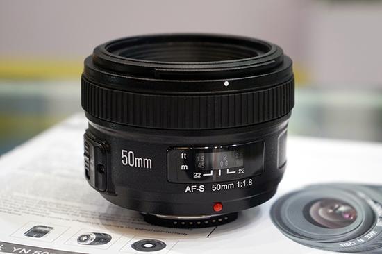Yongnuo AF-S 50mm f1.8 lens image3