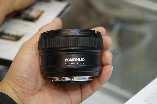 Yongnuo AF-S 50mm f1.8 lens image4