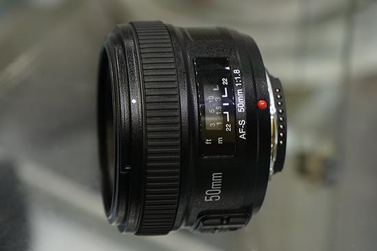 Yongnuo AF-S 50mm f1.8 lens image5