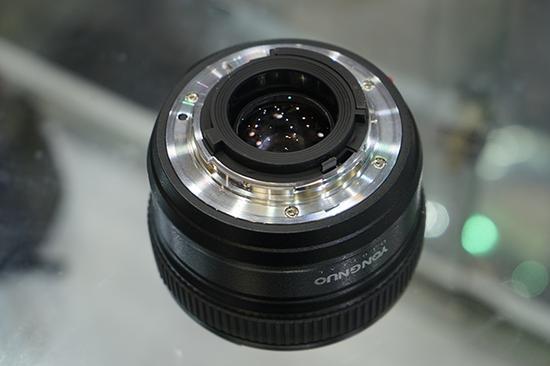Yongnuo AF-S 50mm f1.8 lens image6