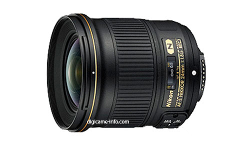 nikon 24mm F1.8G ED lens
