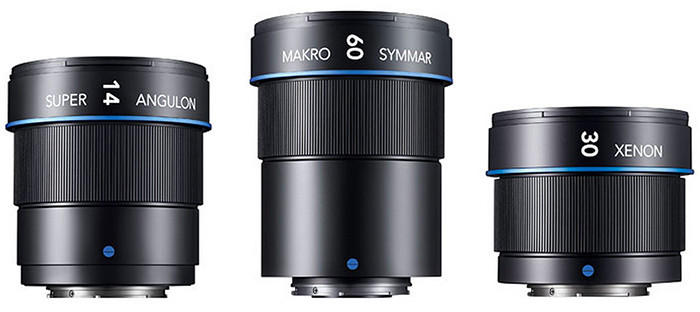 schneider will not make MFT lenses