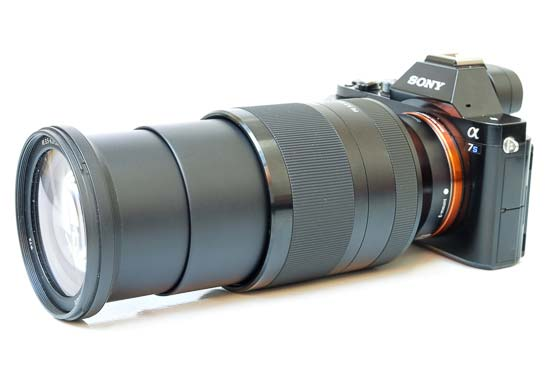 sony_fe_24_240mm_f_3_5_6_3_oss mounted on Sony A7s2