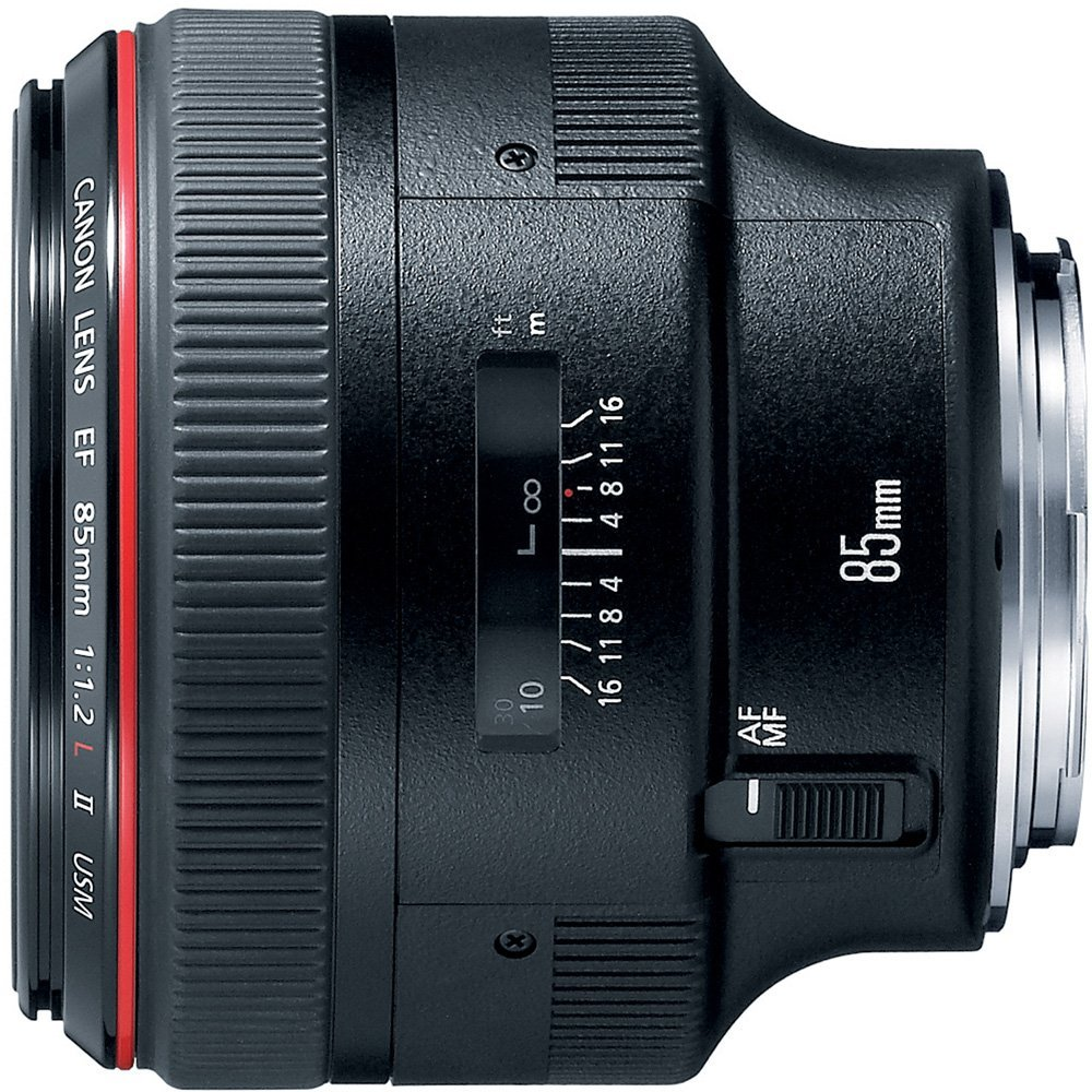 hot deal canon ef 85mm f 1 2l ii refurbished for 1599 lens rumors. Black Bedroom Furniture Sets. Home Design Ideas