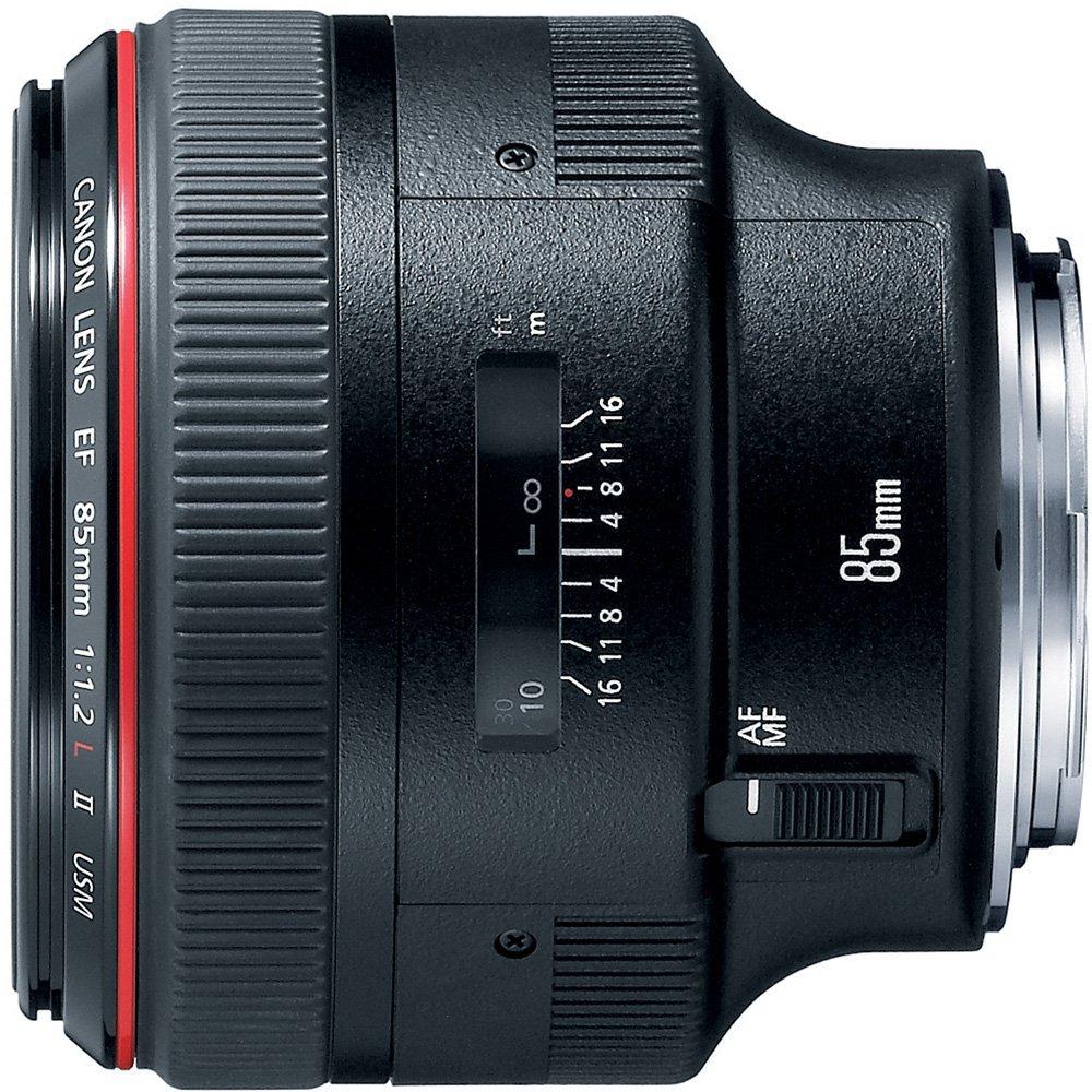 Canon EF 85mm F1.2L USM II lens