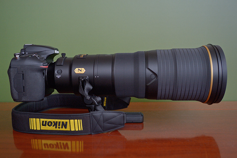 Nikkor-500mm-f4E-lens review