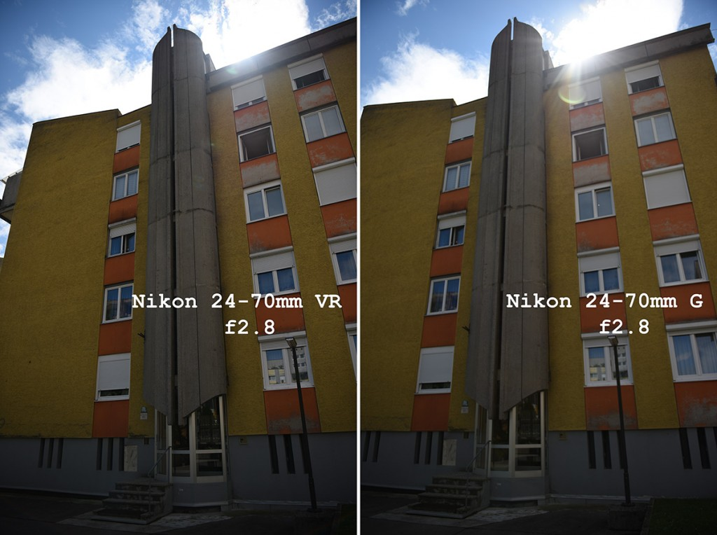 Nikon 24-70mm F2.8E VR lens vs old sample images2