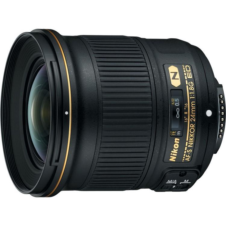 Nikon AF-S NIKKOR 24mm f_1.8G ED Lens