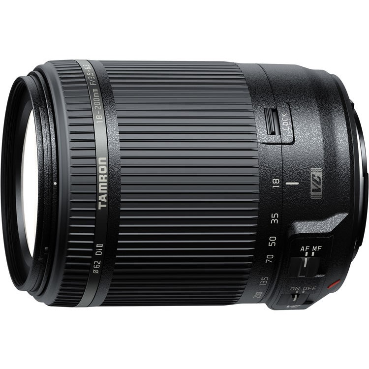 Tamron 18-200mm F3.5-6.3 Di II VC Lens