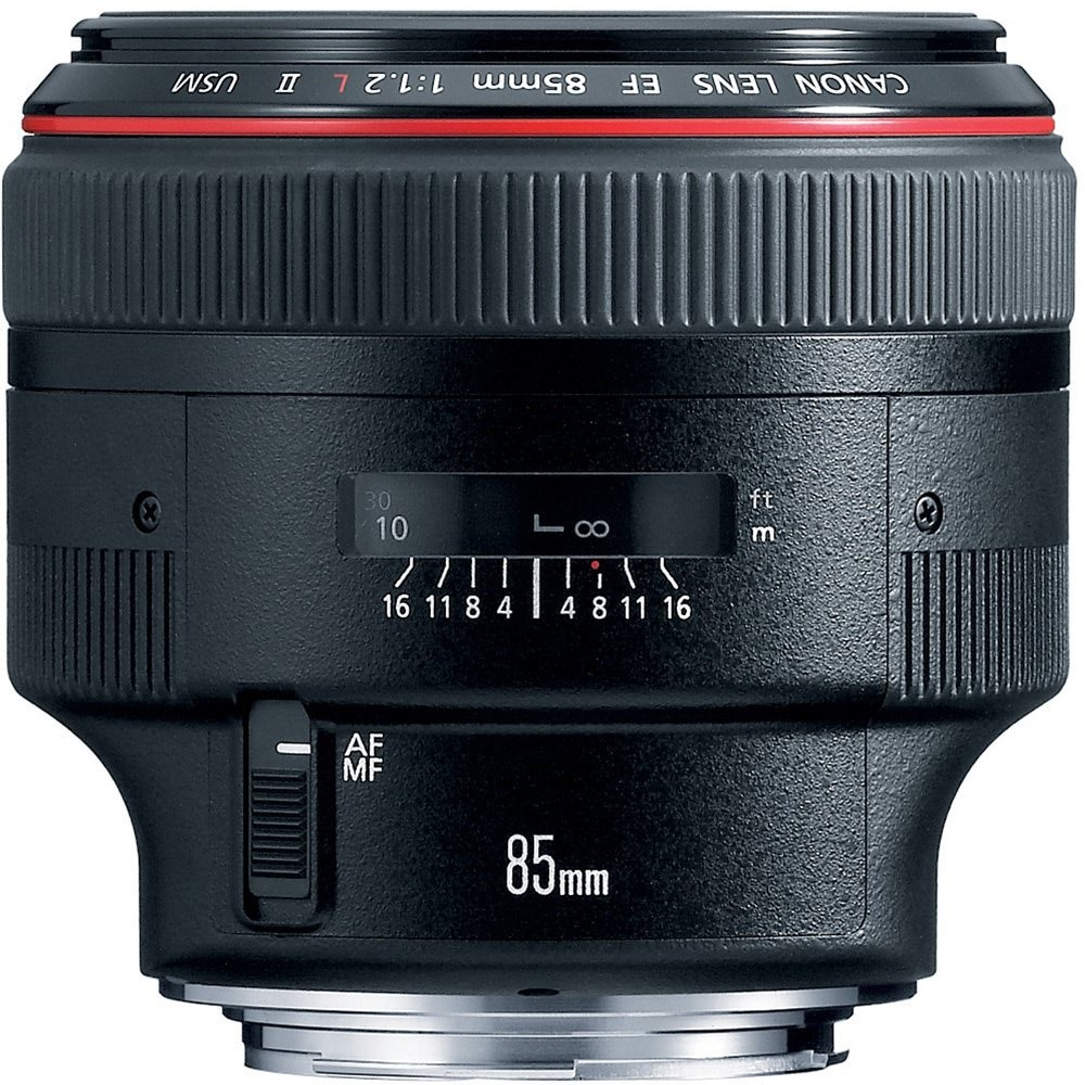 canon ef 85mm f1 2l ii usm lens deals cheapest price lens rumors. Black Bedroom Furniture Sets. Home Design Ideas