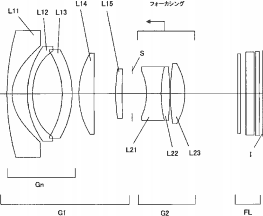 Nikon 1 Nikkor 9mm f1.8 patent