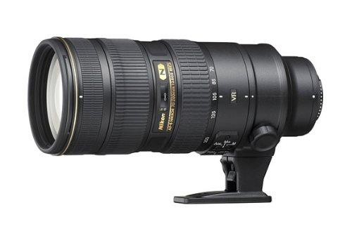 Nikon af-s Nikkor 70-200mm F2.8 VR II lens