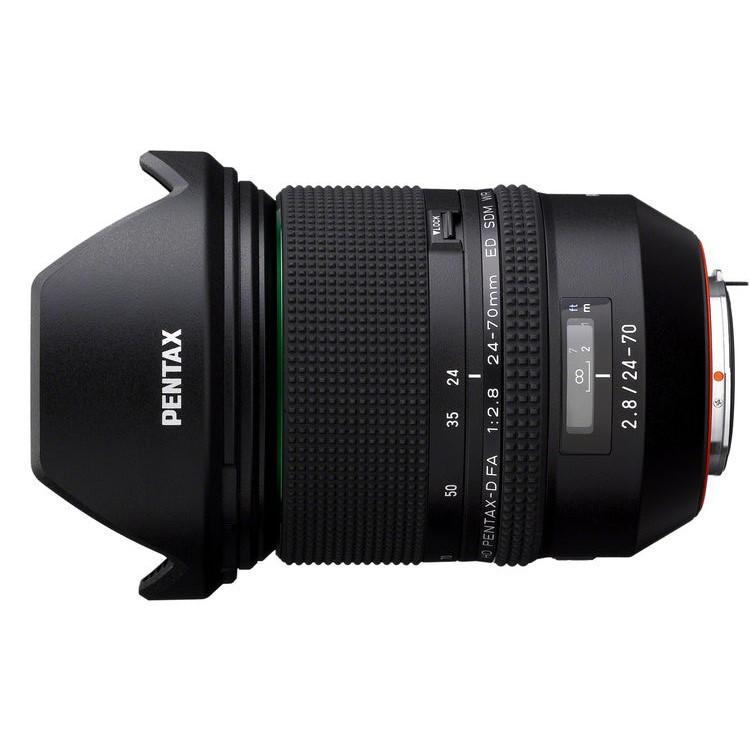 Pentax HD FA 24-70mm F2.8ED SDM WR lens