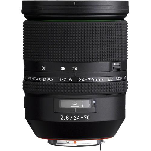 Pentax HD FA 24-70mm F2.8ED SDM WR lens2