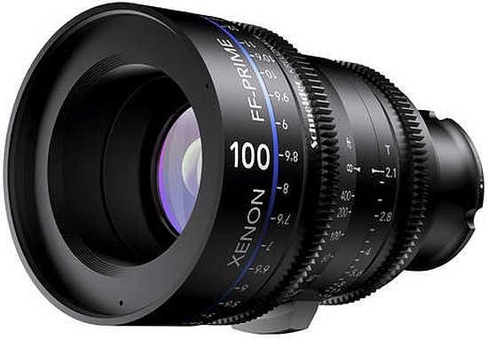 Schneider-xenon100ff-prime-lens