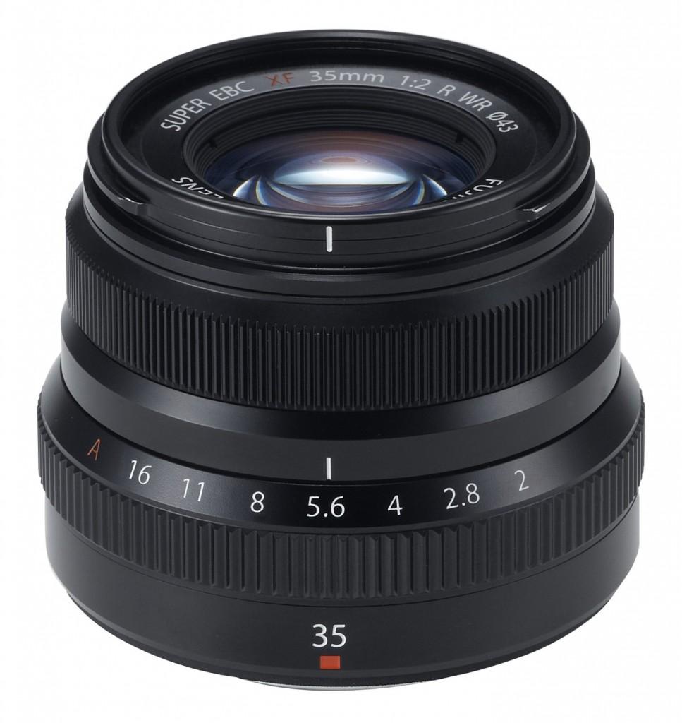 Fujifilm XF 35mm F2 R lens