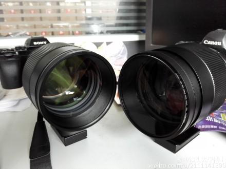 Mitakon 135mm f 1.4 lens image2