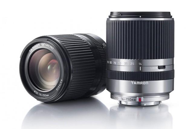 Tamron 14-150mm F3.5-5.8 Di III lens