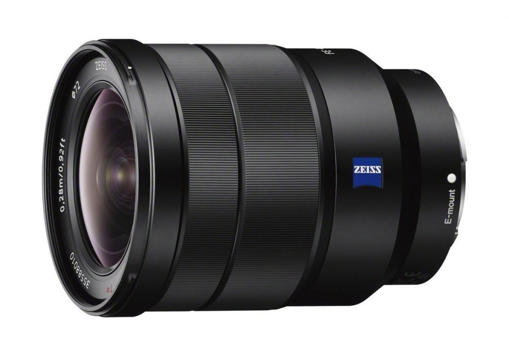 Sony FE 16-35mm F4 lens