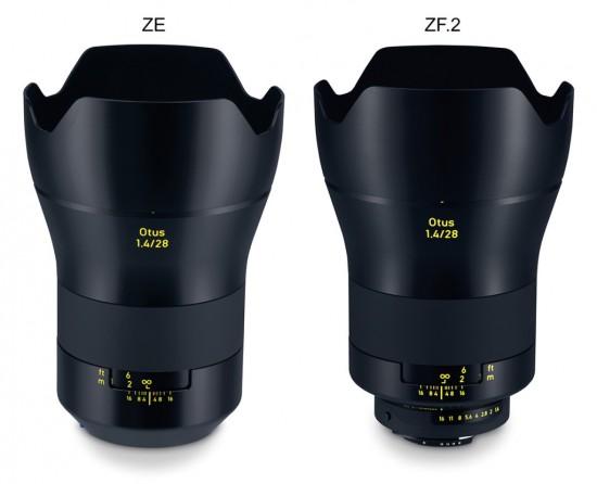 Zeiss-Otus-28mm-f1.4-lens