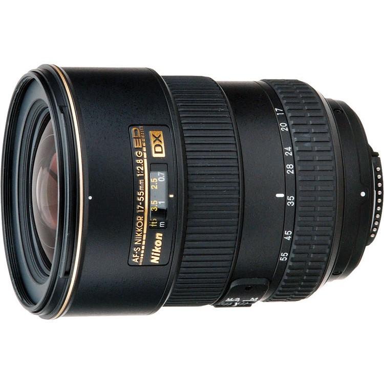 Nikon af-s nikkor 17-55mm f2.8G ED