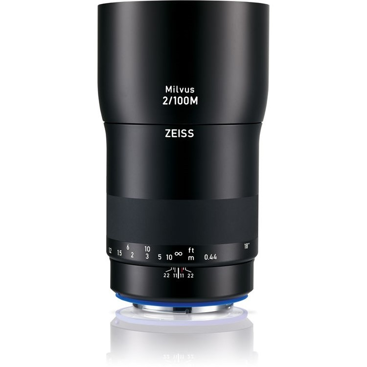Zeiss-Milvus-100mm-F2-Lens