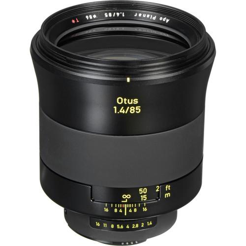 Zeiss Otus 85mm lens