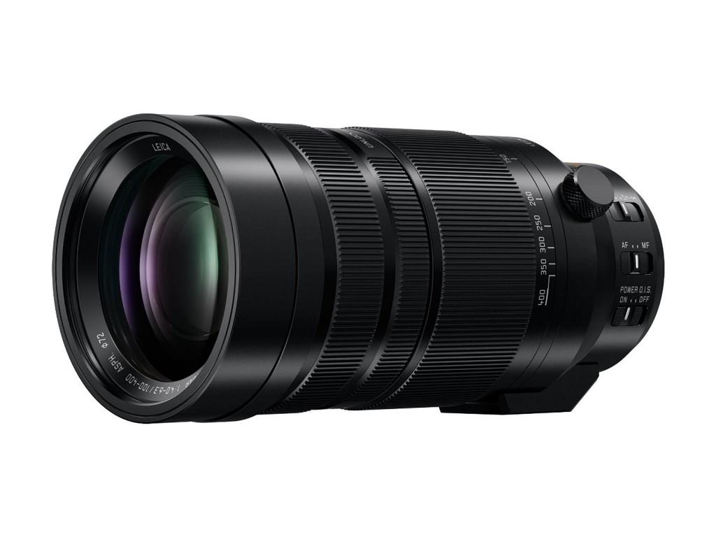 Panasonic leica 100-400mm F4-6.3 lens