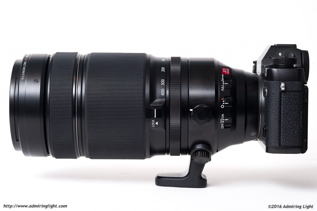 Fujifilm xf 100-400mm F4.0-5.6 R lens review