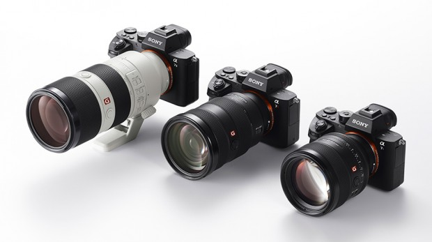 Sony-G-master-interchangeable-lenses