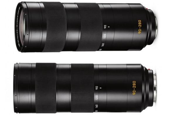 Leica APO-Vario-Elmarit-SL 90-280mm f2.8-4 Lens