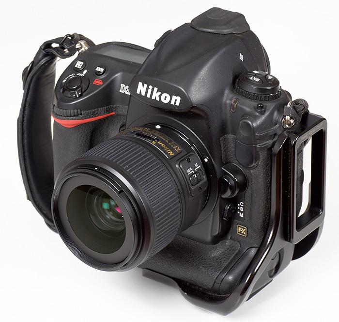 Nikon 35mm F1.8G ED FX lens review