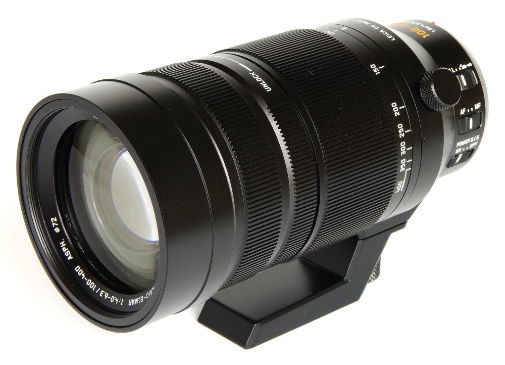Panasonic Leica DG 100-400mm F4-6.3 lens