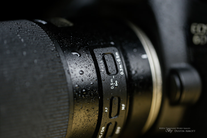 Tamron-90-Macro lens