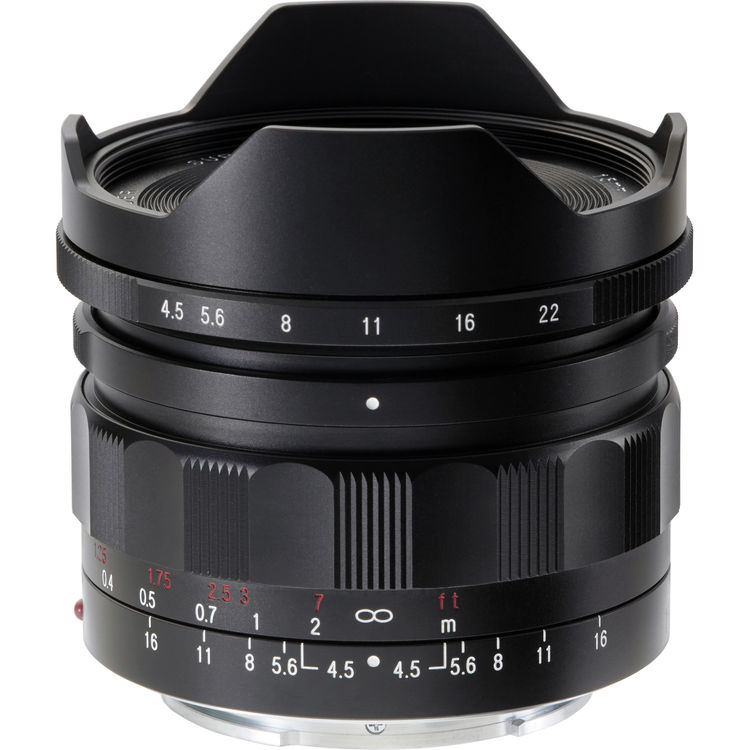 Voigtlander Super Wide-Heliar 15mm f4.5 Aspherical III Lens