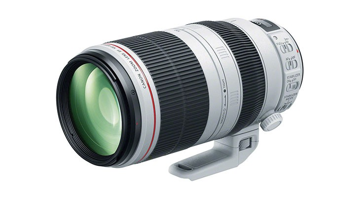 canon EF 100-400 f4.5-5.6L IS II lens
