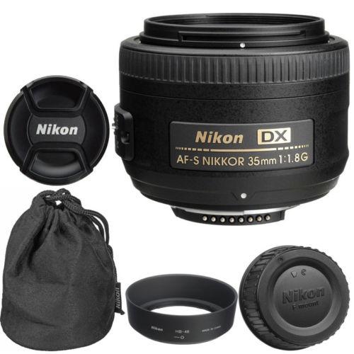 Nikon 35mm F1.8G DX lens deal