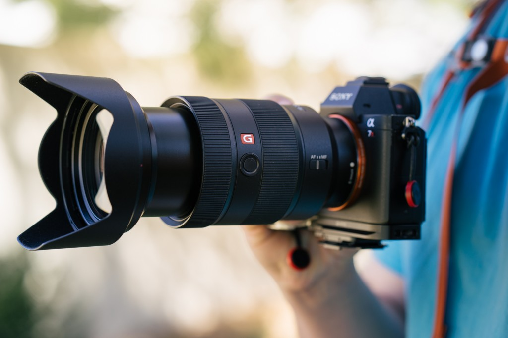 Sony FE 24-70mm F2.8 GM lens review