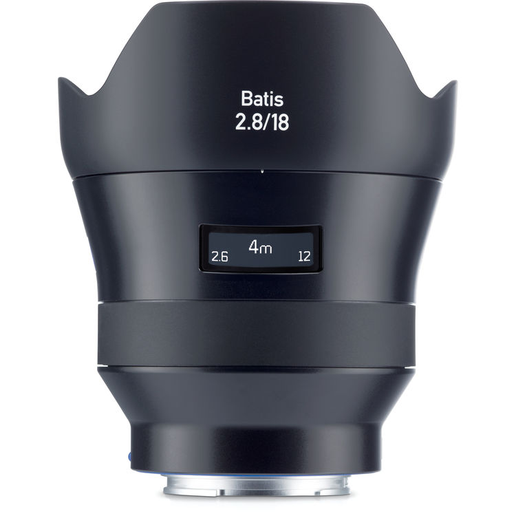 Zeiss Batis 18mm f_2.8 Lens for Sony E Mount