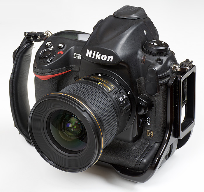 Nikon AF-S Nikkor 20mm F1.8 G ED lens with Nikon D3 Review