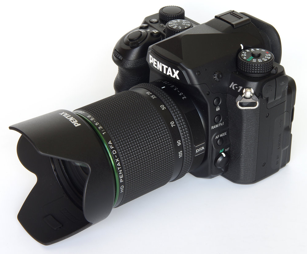 Pentax D FA 28-105mm F3.5-5.6ED DC WR review (ephotozine)