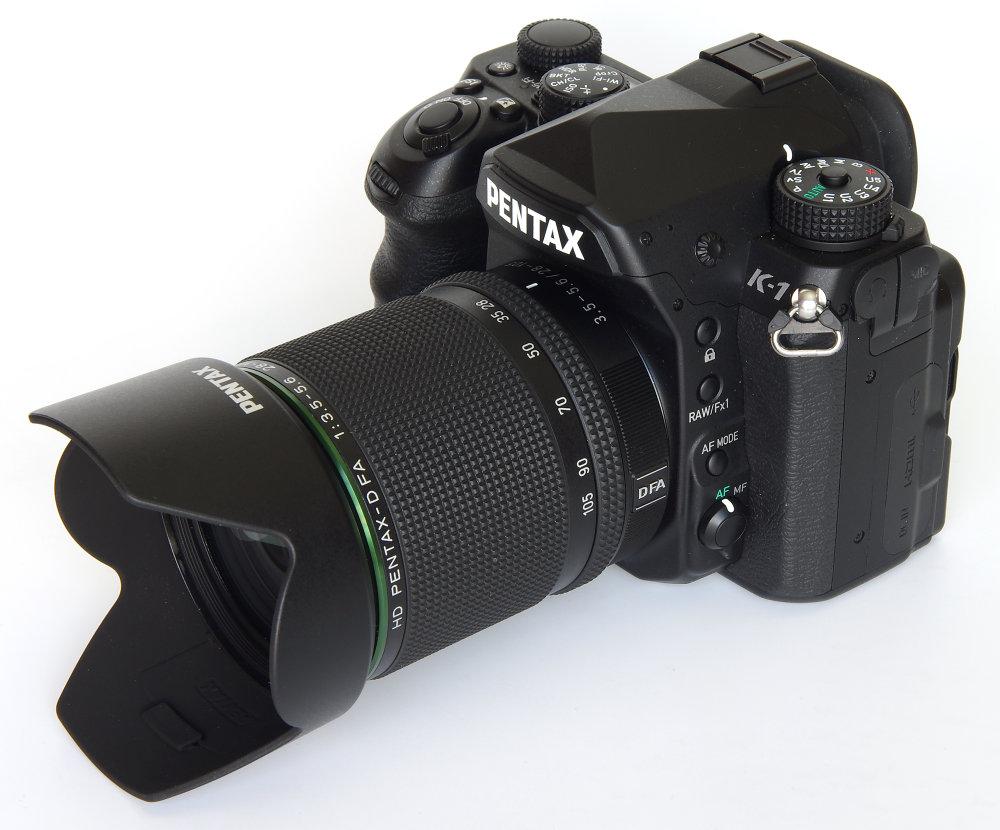 Pentax D FA 28-105mm F3.5-5.6ED DC WR review (ephotozine)