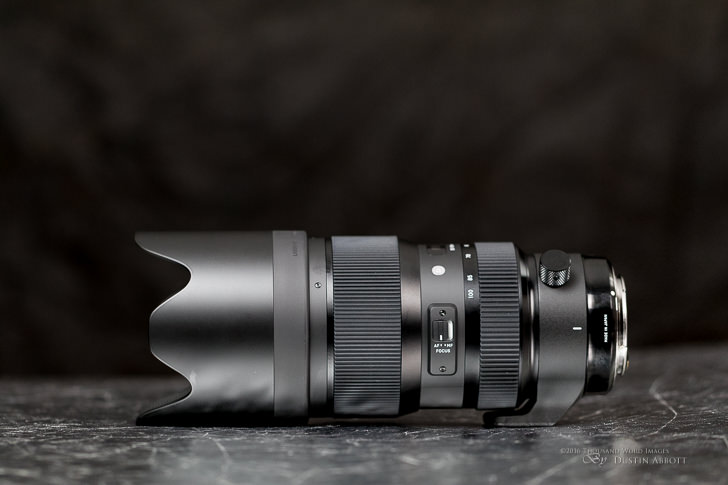 Sigma 50-100mm f1.8 DC Art lens review