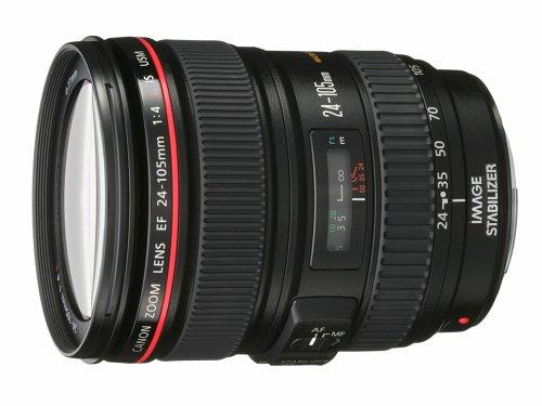 Canon EF 24-105mm F4L IS USM lens