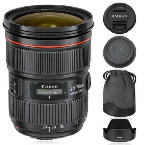 Canon EF 24-70mm F2.8L II USM lens deal