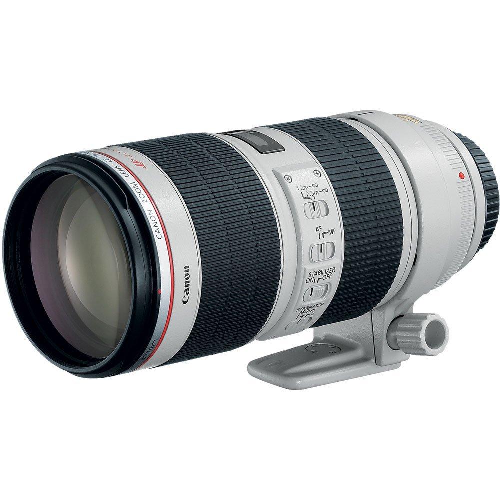 Canon EF 70-200mm F2.8 L II USM