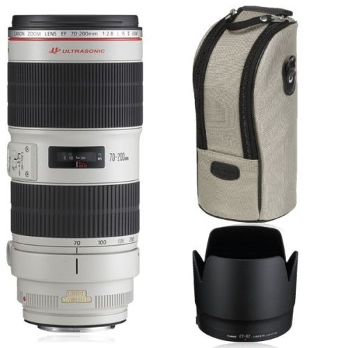 Canon EF 70-200mm F2.8L II IS USM lens deal