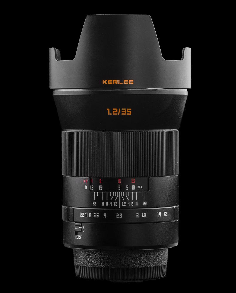 Kerlee 35mm F1.2 lens2