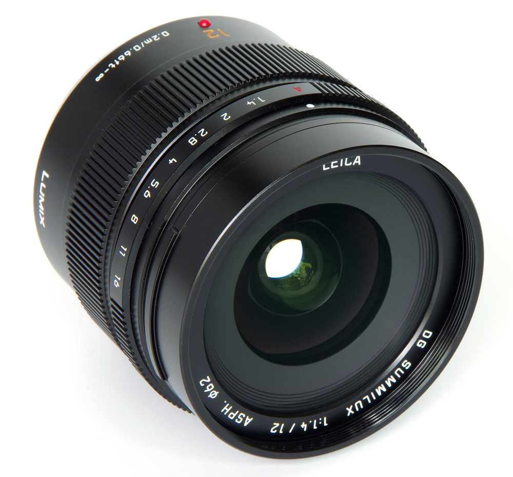 Panasonic Lumix G Leica DG Summilux 12mm F1.4 ASPH Review2
